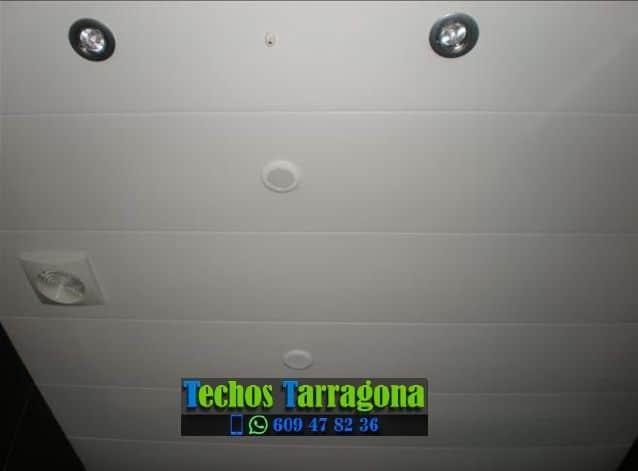 Techos de aluminio en Santa Coloma de Queralt Tarragona