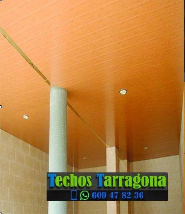 Techos de aluminio en Savallà del Comtat Tarragona
