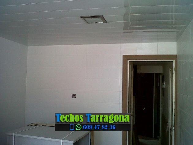 Techos de aluminio en Solivella Tarragona