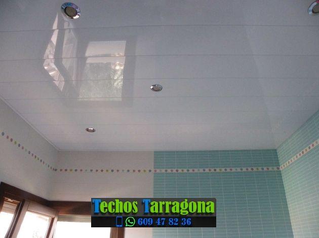 Techos de aluminio en Tivenys Tarragona