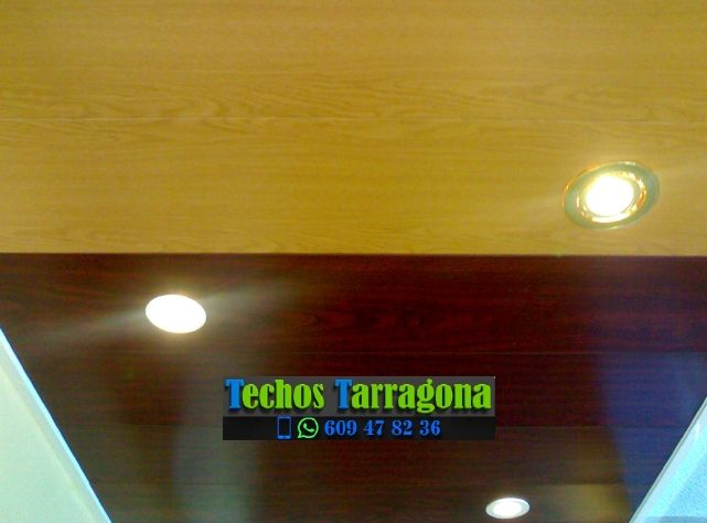 Techos de aluminio en Torroja del Priorat Tarragona