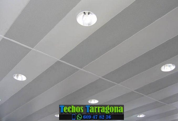 Techos de aluminio en Tortosa Tarragona