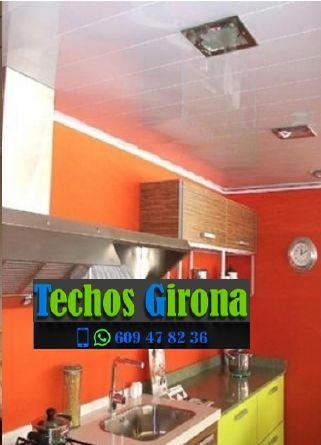 Techos de aluminio en Toses Girona