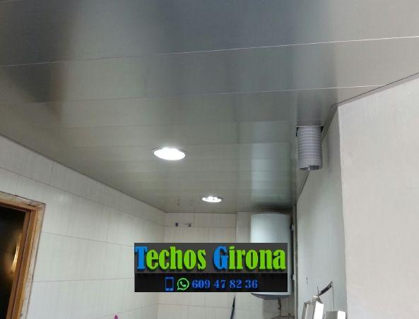 Techos de aluminio en Ullà Girona