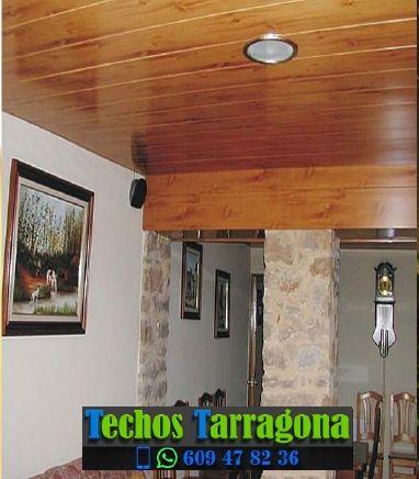 Techos de aluminio en Ulldemolins Tarragona