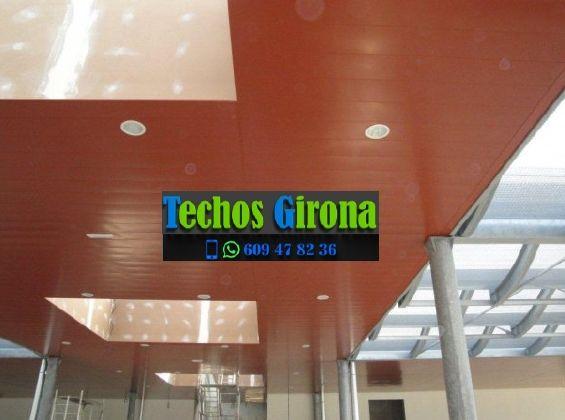 Techos de aluminio en Urús Girona