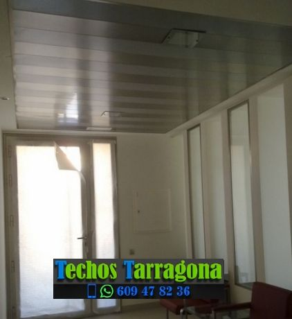 Techos de aluminio en Vilabella Tarragona