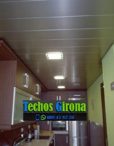 Techos de aluminio en Vilademuls Girona