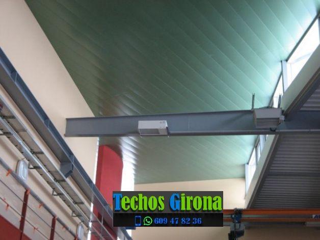 Techos de aluminio en Vilafant Girona
