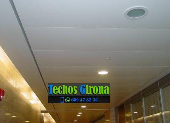 Techos de aluminio en Vilamacolum Girona