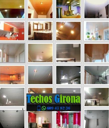 Techos de aluminio en Vilamaniscle Girona