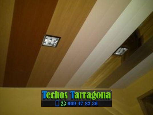 Techos de aluminio en Vilaverd Tarragona