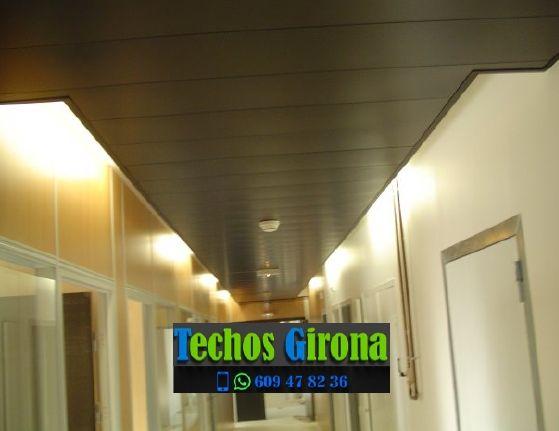 Techos de aluminio en Vilopriu Girona