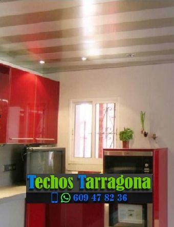 Techos de aluminio en Xerta Tarragona