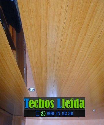 Montajes de techos de aluminio en Barbens Lleida