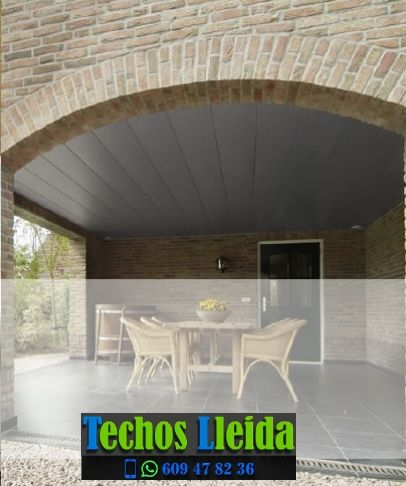 Montajes de techos de aluminio en Begós Vall d'Aran
