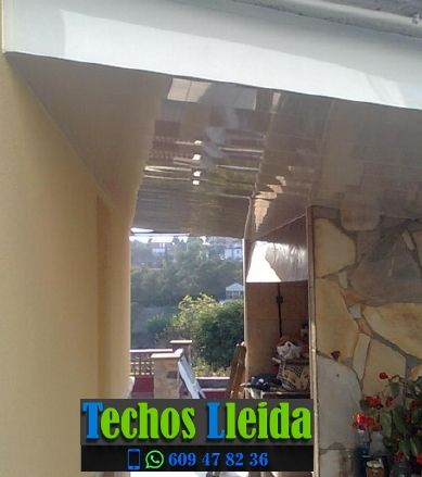 Montajes de techos de aluminio en Bossòst Val d'Aran