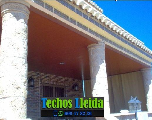 Montajes de techos de aluminio en Canejan Vall d'Aran