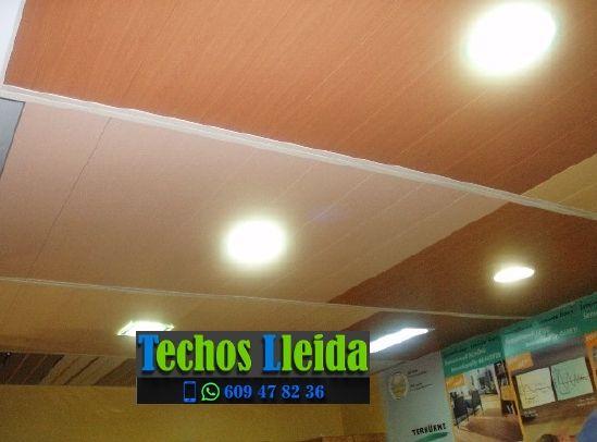 Montajes de techos de aluminio en Gessa Val d'Aran