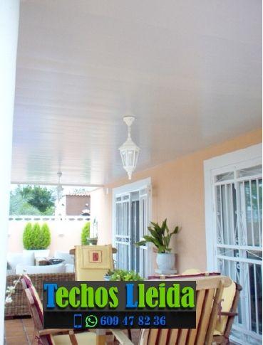 Montajes de techos de aluminio en Peramola Lleida