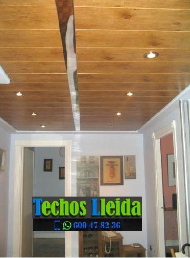 Montajes de techos de aluminio en Sanaüja Lleida
