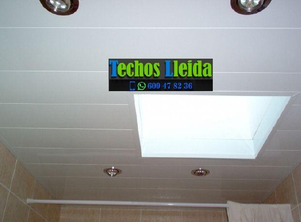 Montajes de techos de aluminio en Tiurana Lleida