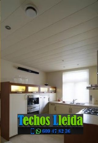 Montajes de techos de aluminio en Torrelameu Lleida