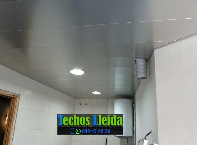 Montajes de techos de aluminio en Àger Lleida