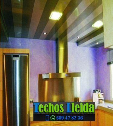 Presupuestos de techos de aluminio en Agramunt Lleida