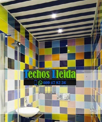 Presupuestos de techos de aluminio en Albatàrrec Lleida