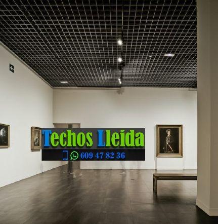 Presupuestos de techos de aluminio en Albesa Lleida
