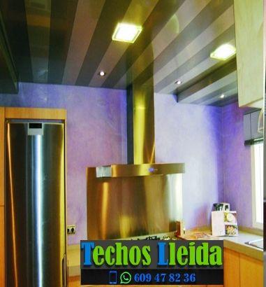 Presupuestos de techos de aluminio en Alcarràs Lleida