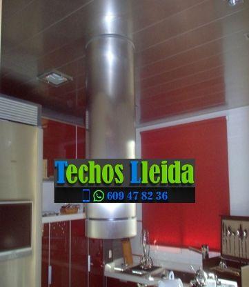 Presupuestos de techos de aluminio en Alcoletge Lleida