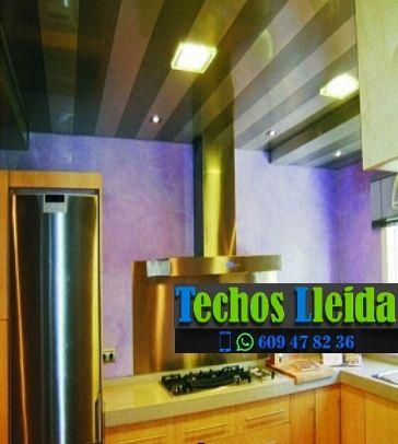 Presupuestos de techos de aluminio en Alins Lleida