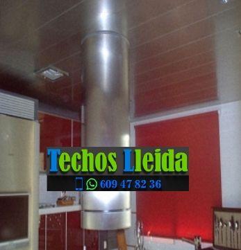 Presupuestos de techos de aluminio en Almacelles Lleida
