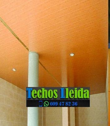 Presupuestos de techos de aluminio en Almatret Lleida