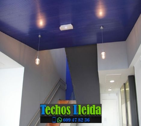 Presupuestos de techos de aluminio en Alpicat Lleida
