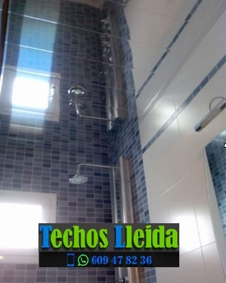 Presupuestos de techos de aluminio en Anglesola Lleida