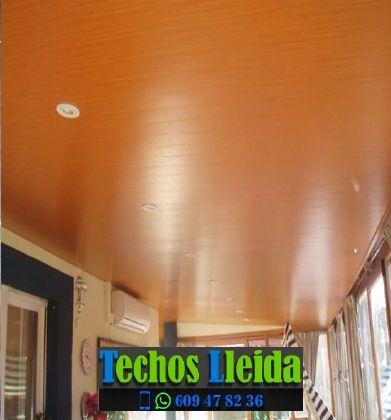 Presupuestos de techos de aluminio en Arres de Jos Vall d'Aran