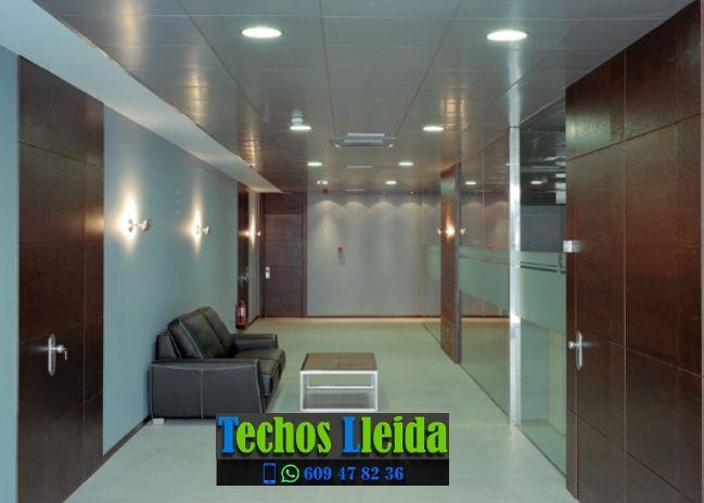Presupuestos de techos de aluminio en Arres de Jos Valle de Arán Lleida