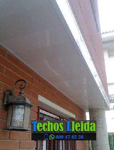 Presupuestos de techos de aluminio en Arró Valle de Arán Lleida