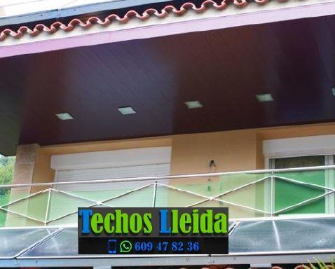 Presupuestos de techos de aluminio en Arròs Valle de Arán Lleida