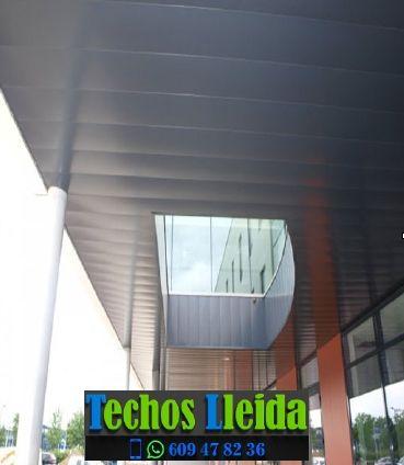 Presupuestos de techos de aluminio en Baquèira Vall d'Aran
