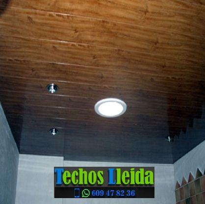 Presupuestos de techos de aluminio en Barbens Lleida