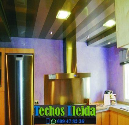Presupuestos de techos de aluminio en Bassella Lleida