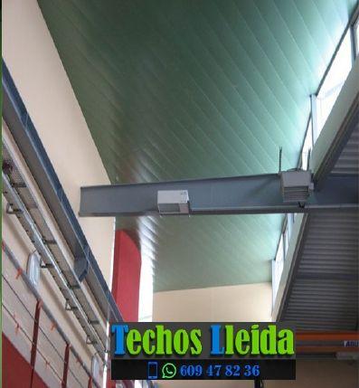 Presupuestos de techos de aluminio en Bausen Vall d'Aran