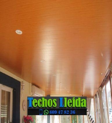 Presupuestos de techos de aluminio en Bellaguarda Lleida