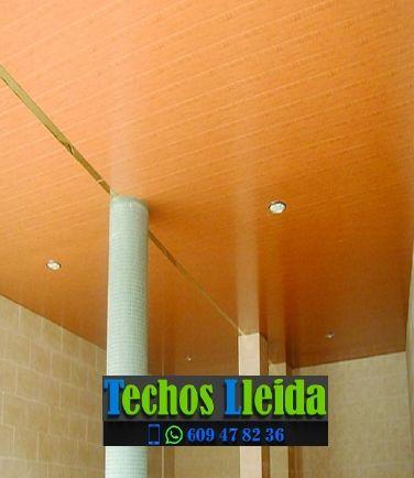 Presupuestos de techos de aluminio en Bellpuig Lleida