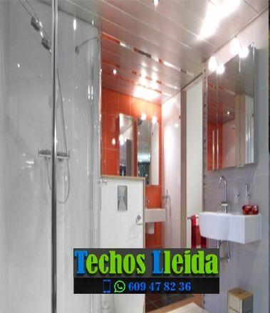 Presupuestos de techos de aluminio en Bellvís Lleida