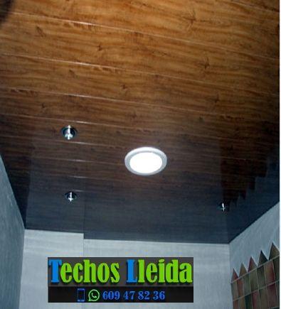 Presupuestos de techos de aluminio en Biosca Lleida